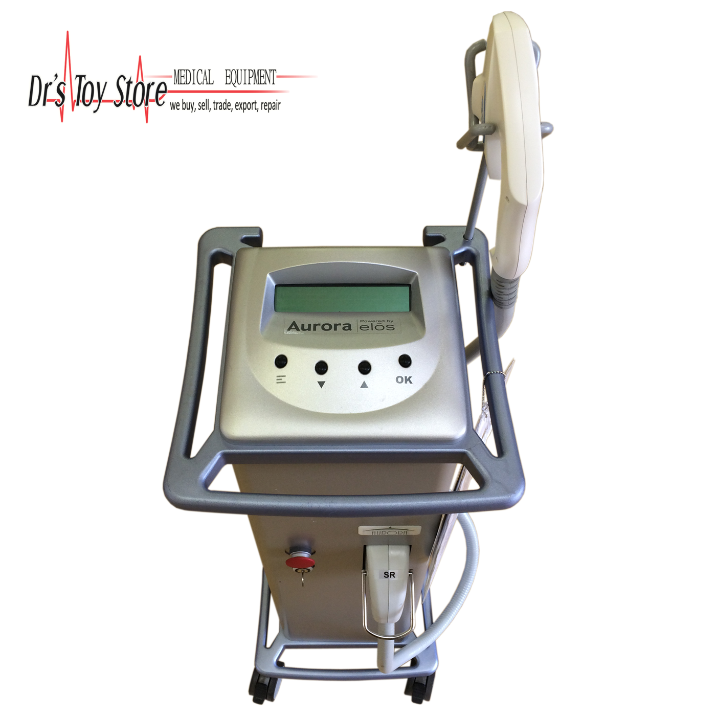 Buysell physical therapy equipment - Syneron Aurora Laser