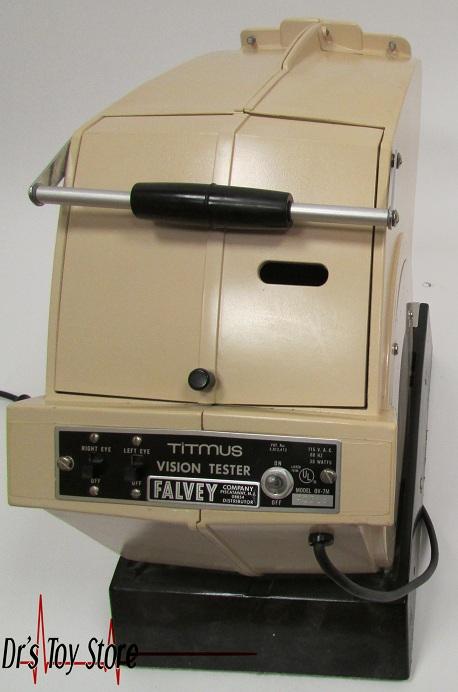 titmus machine