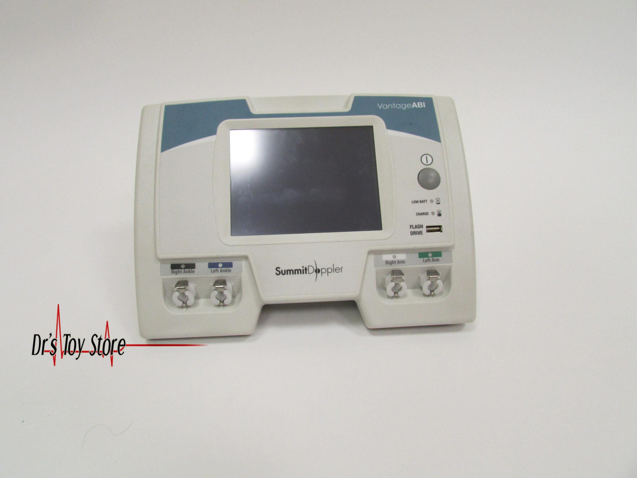 abi doppler machine